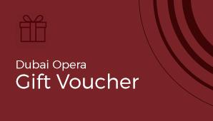 Dubai opera dubai opera gift voucher negle Image collections