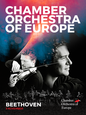 Dubai opera for Chamber orchestra of europe