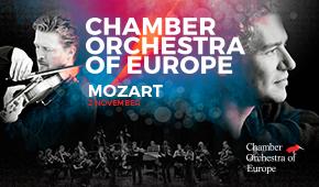 Dubai opera chamber orchestra of europe mozart for Chamber orchestra of europe